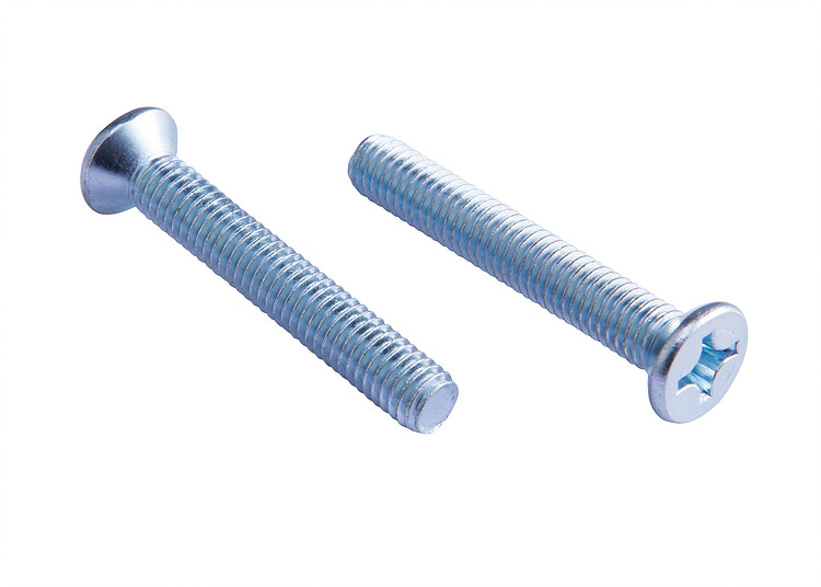 Zhejiang High Quality Flat Head Machine Screw