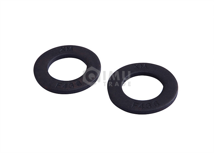 Professional Carbon Steel Hardened Structural Flat Washer
