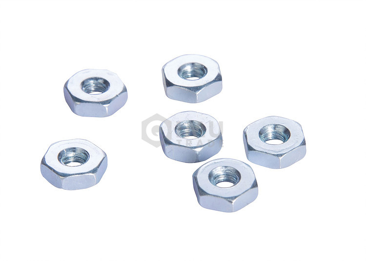 High Strength Hardware Stainless Steel Machine Screw Nuts