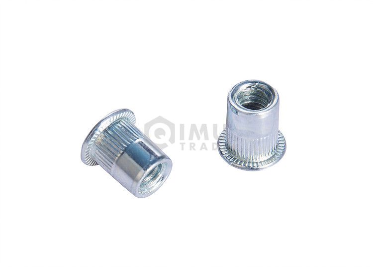 Professional Stainless Steel Zinc Plated Rivet Nuts